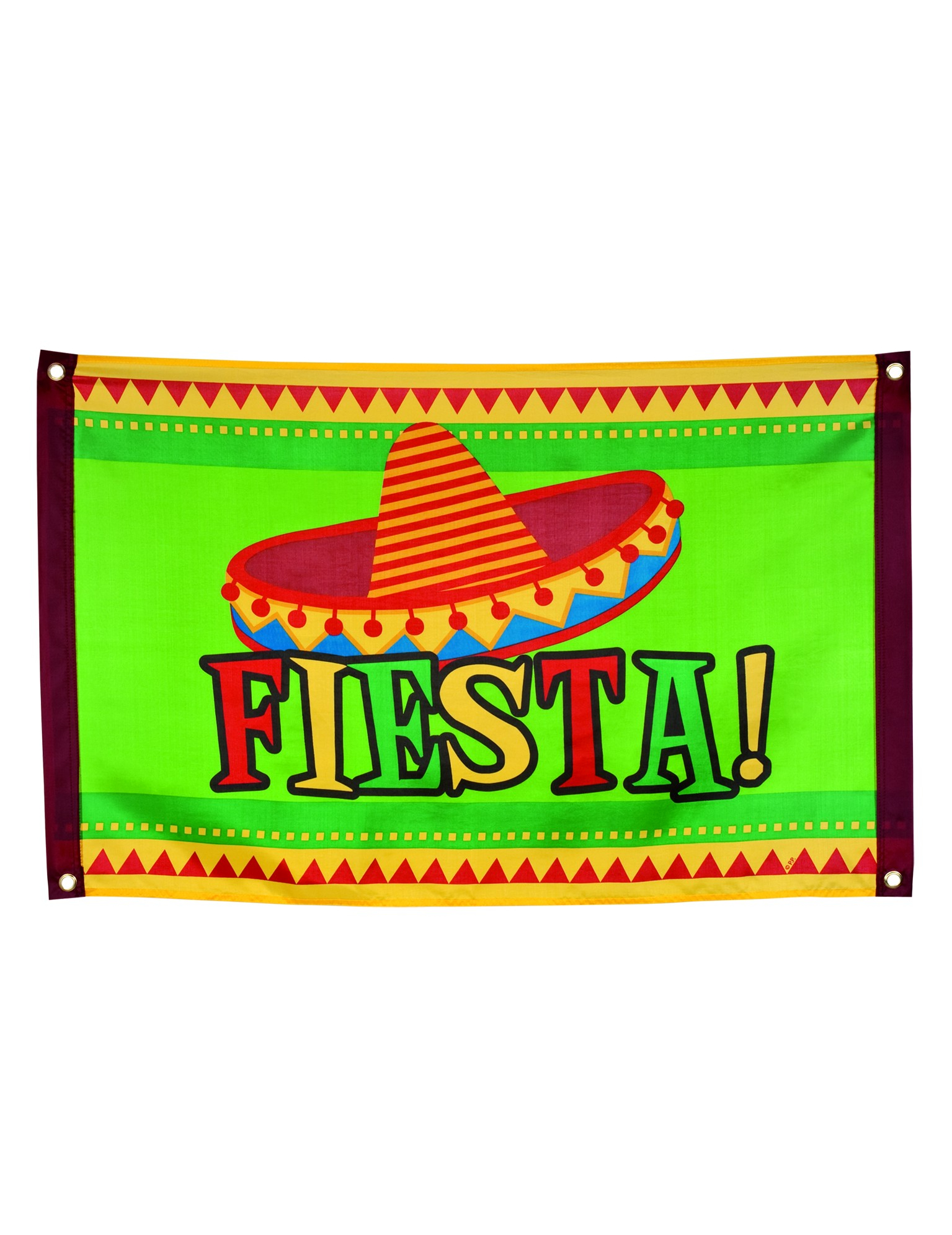 Drapeau mexicain deguise toi achat de decoration animation - Decoration mexicaine a imprimer ...