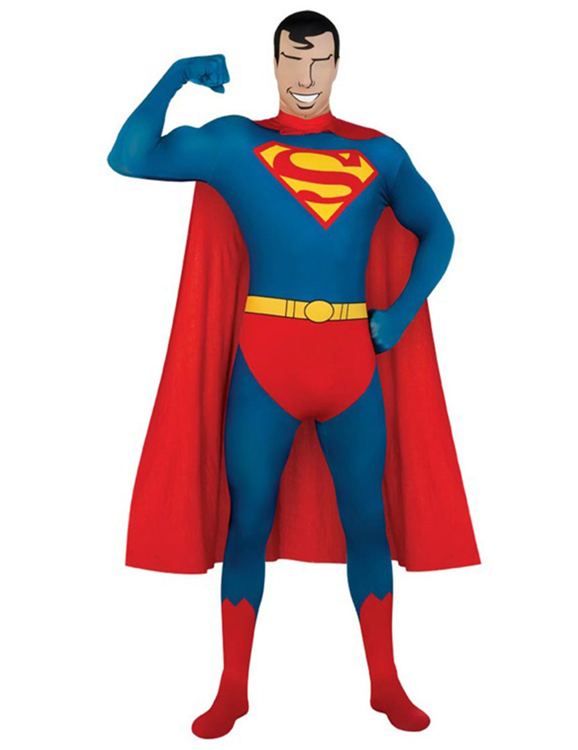 deguisement superman adulte xxl