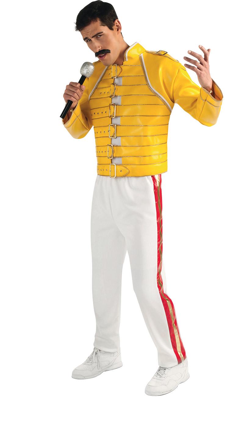 Déguisement Freddie Mercury Queen™ adulte