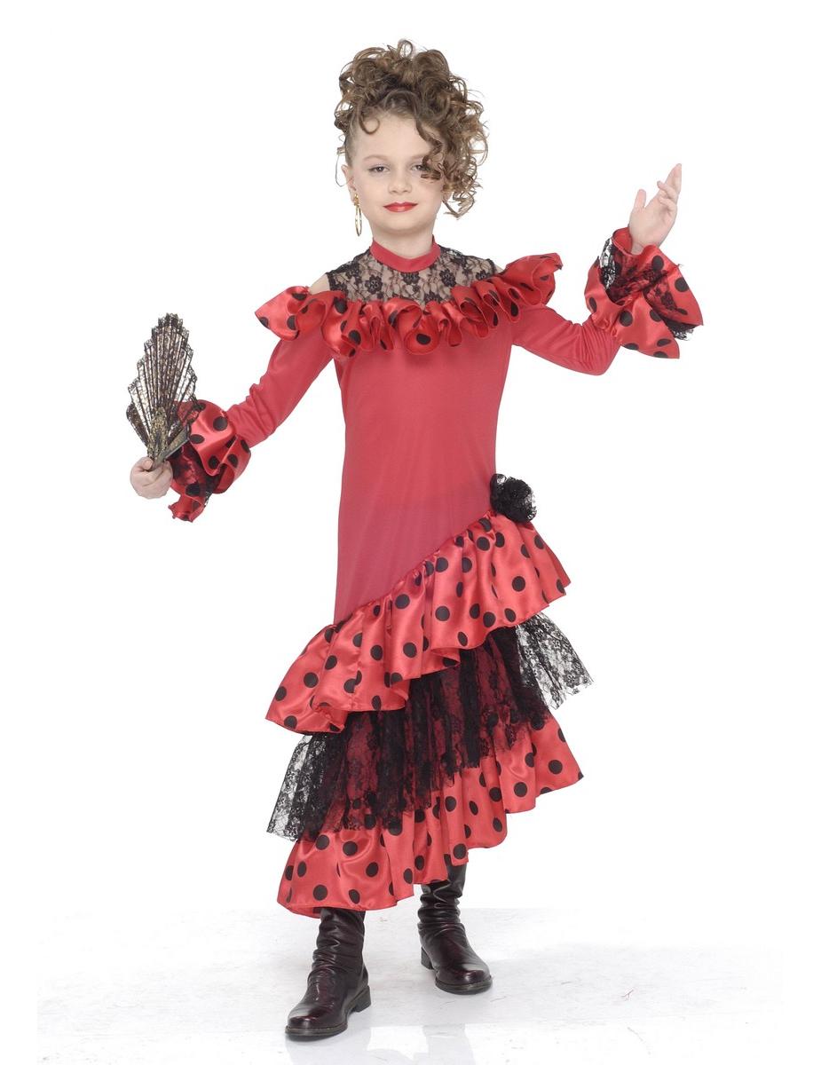 D guisement danseuse flamenco enfant fille deguise toi achat de d guisements enfants - Deguisement qui fait peur ...