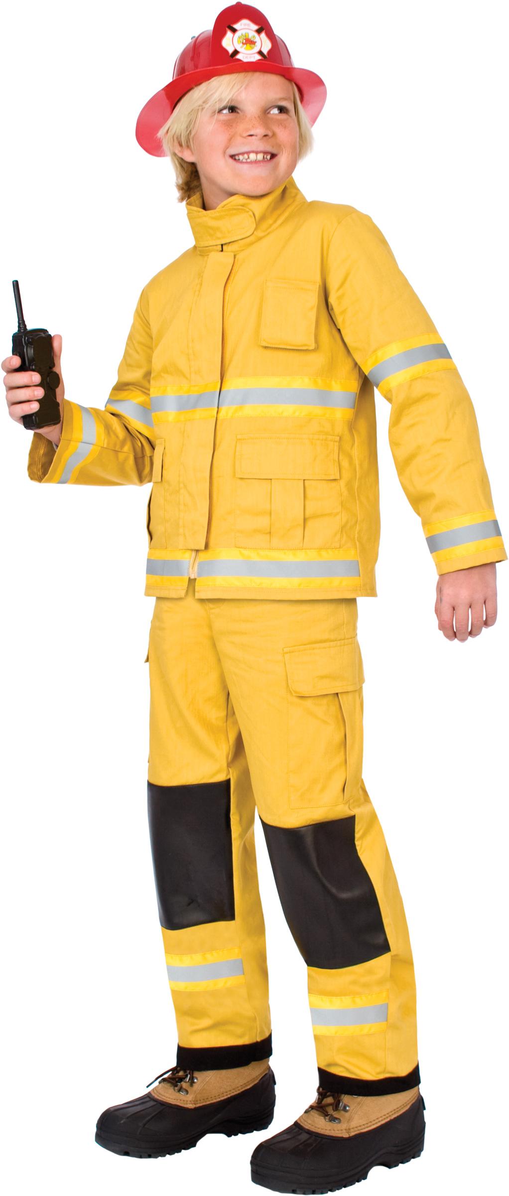 d guisement de pompier am ricain jaune enfant achat de d guisements enfants sur vegaoopro. Black Bedroom Furniture Sets. Home Design Ideas