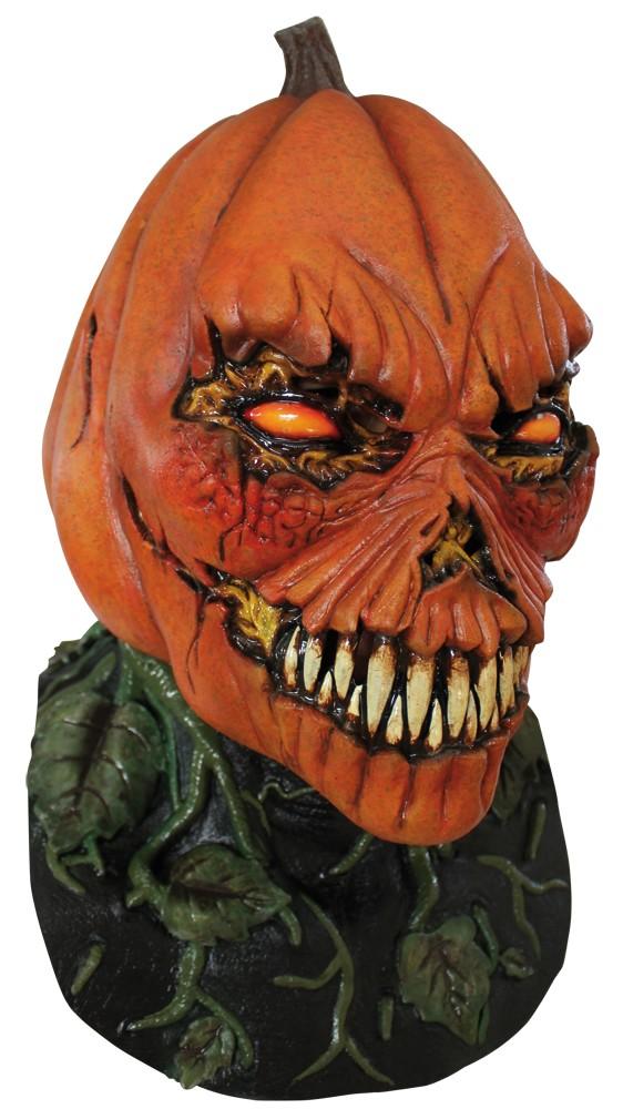 Masque citrouille effrayante halloween deguise toi achat de masques - Citrouille effrayante ...