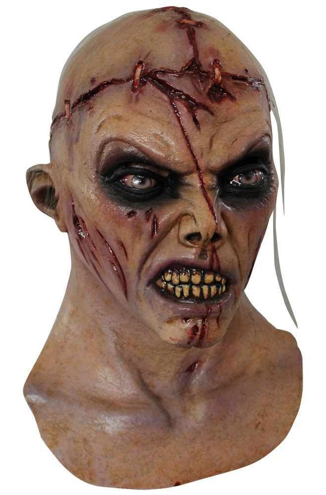 Masque docteur zombie adulte halloween - Halloween adulte ...
