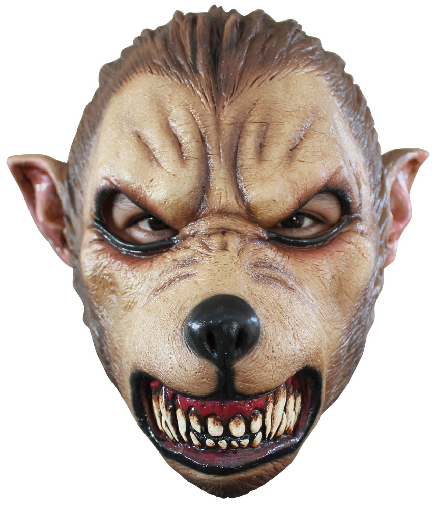 Masque Loup F 233 Roce Adulte Halloween Deguise Toi Achat