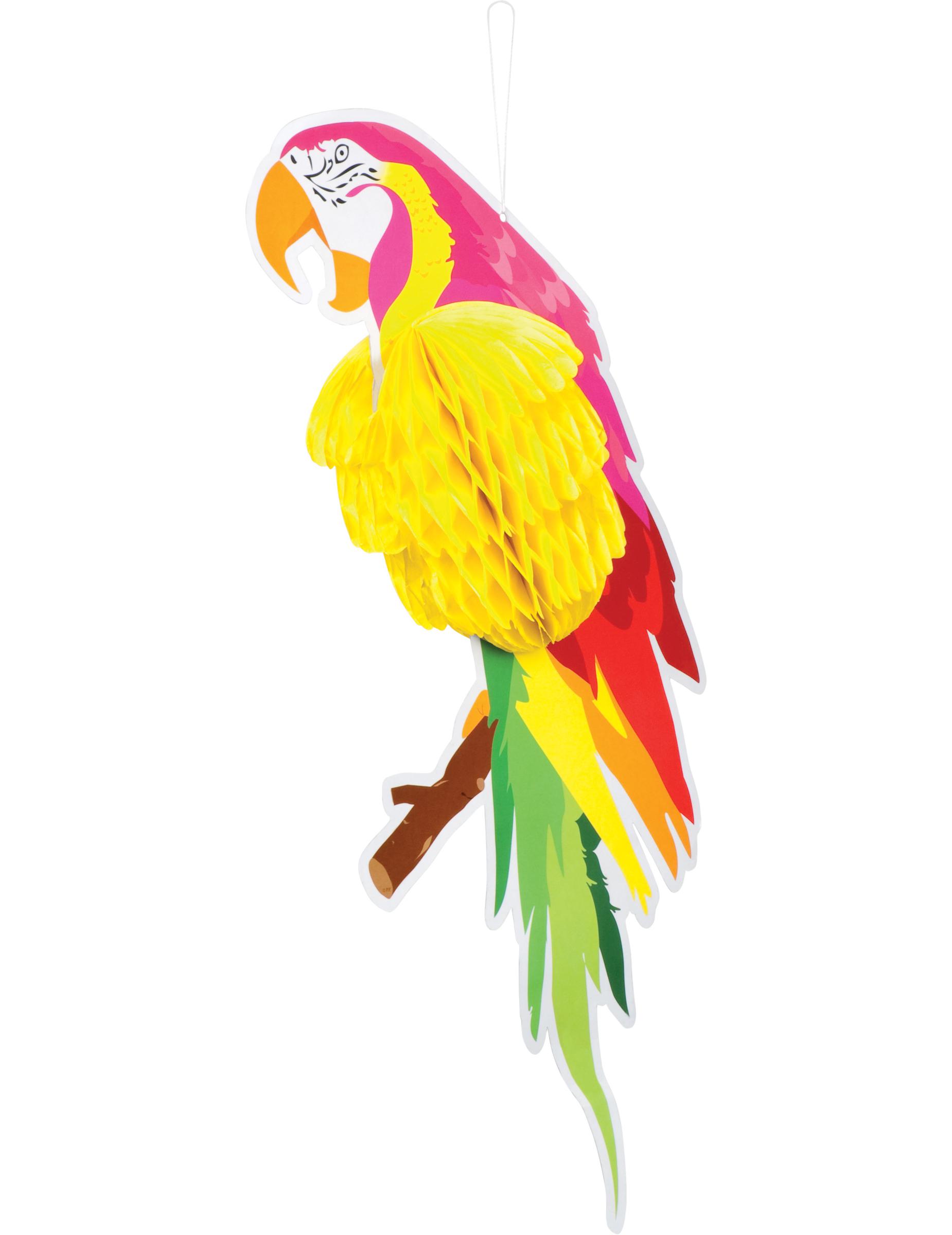 D coration perroquet hawa deguise toi achat de for Achat de decoration