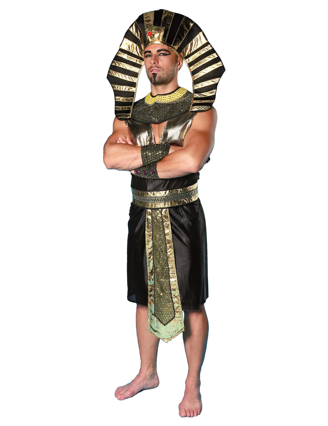 pharao kost m f r herren kost me f r erwachsene und g nstige faschingskost me vegaoo. Black Bedroom Furniture Sets. Home Design Ideas