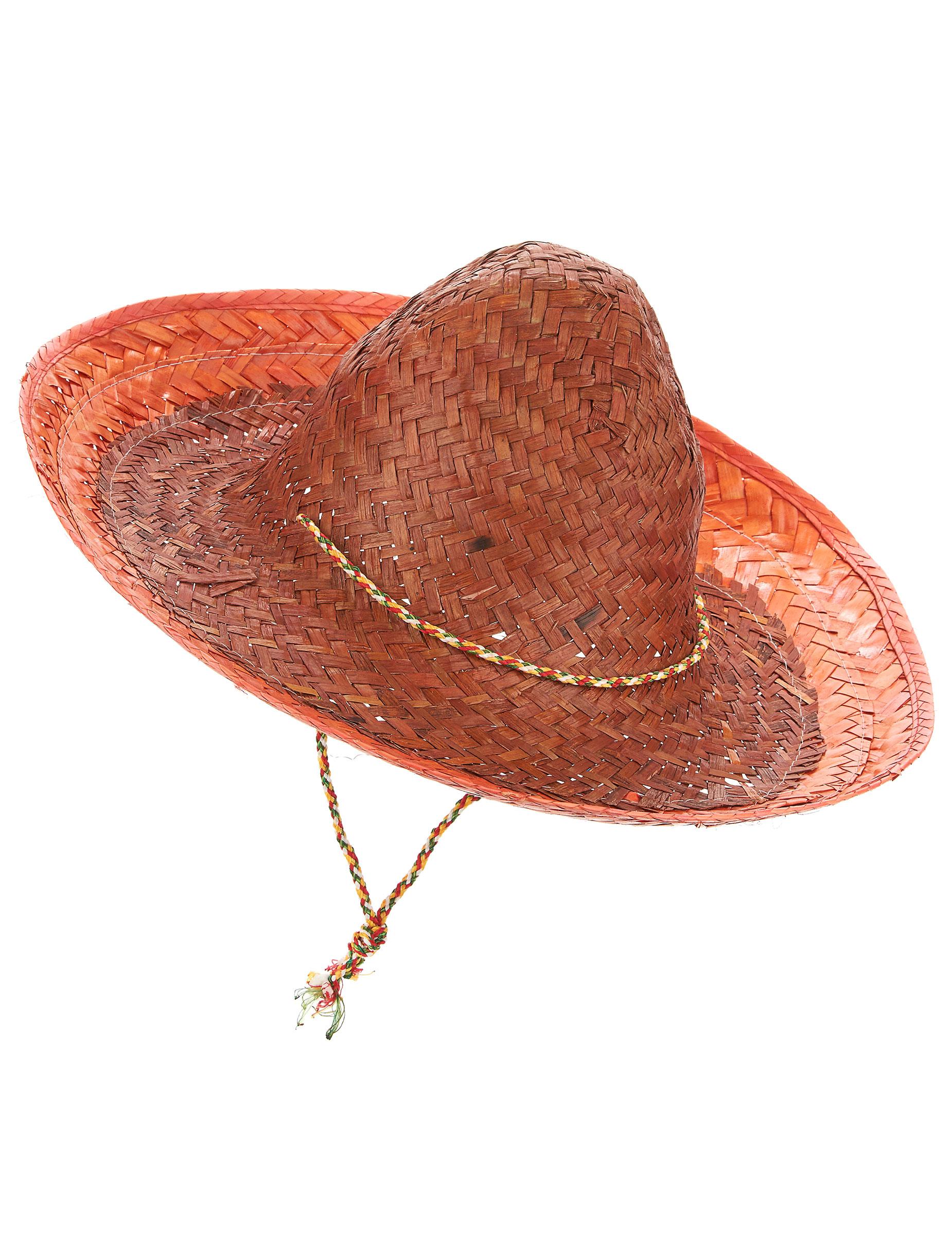 Chapeaux en paille et canotiers pous déguisements et fêtes d été ... 15492a21565
