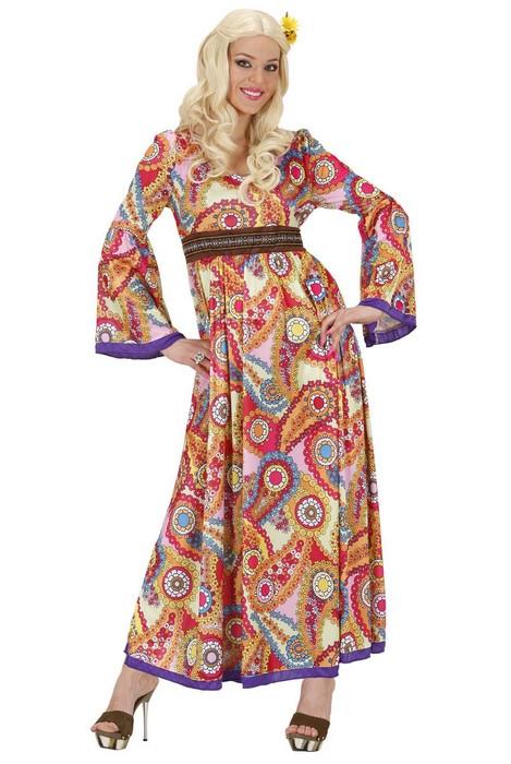 déguisement hippie long femme : deguise-toi, achat de déguisements