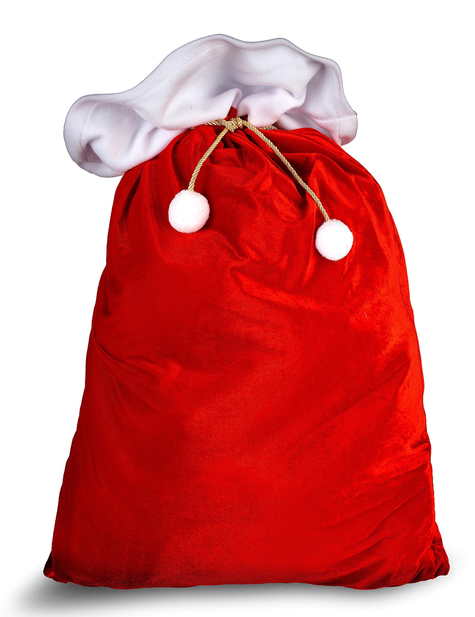 La Hotte Du Pere Noel Hotte rouge Père Noël : Deguise toi, achat de Accessoires