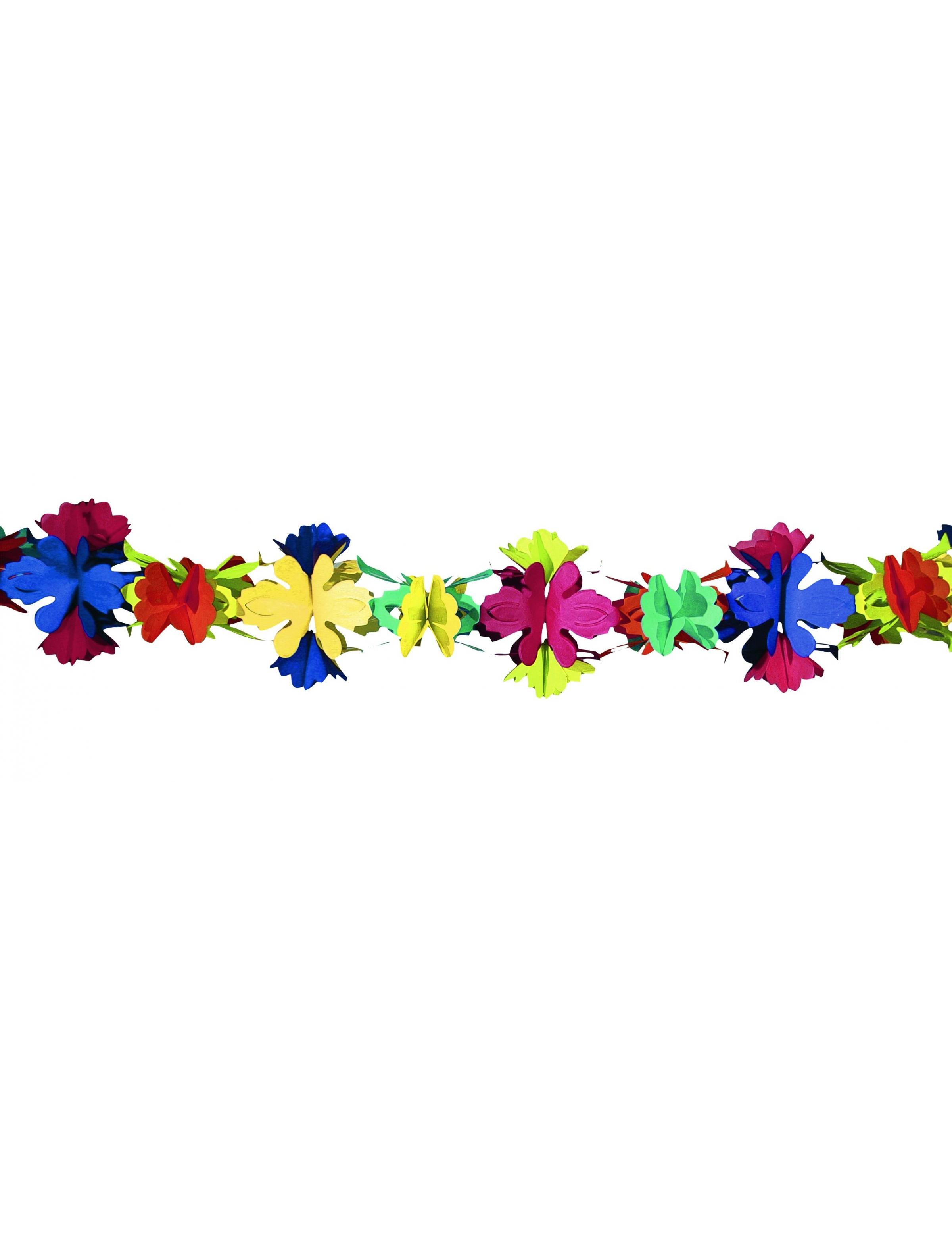Decoration Papier Fleur