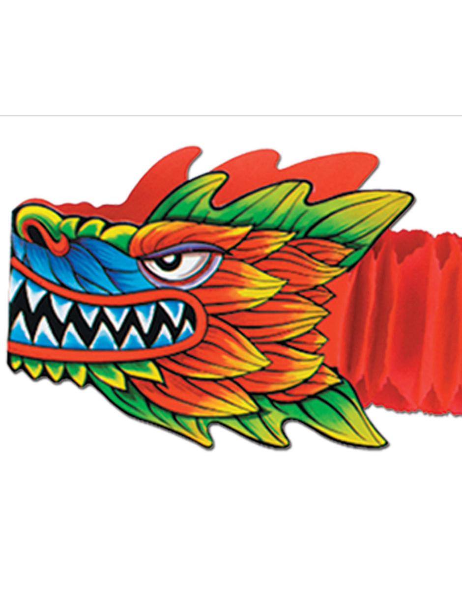 Dragon Chinois décoration murale dragon nouvel an chinois : deguise-toi, achat de