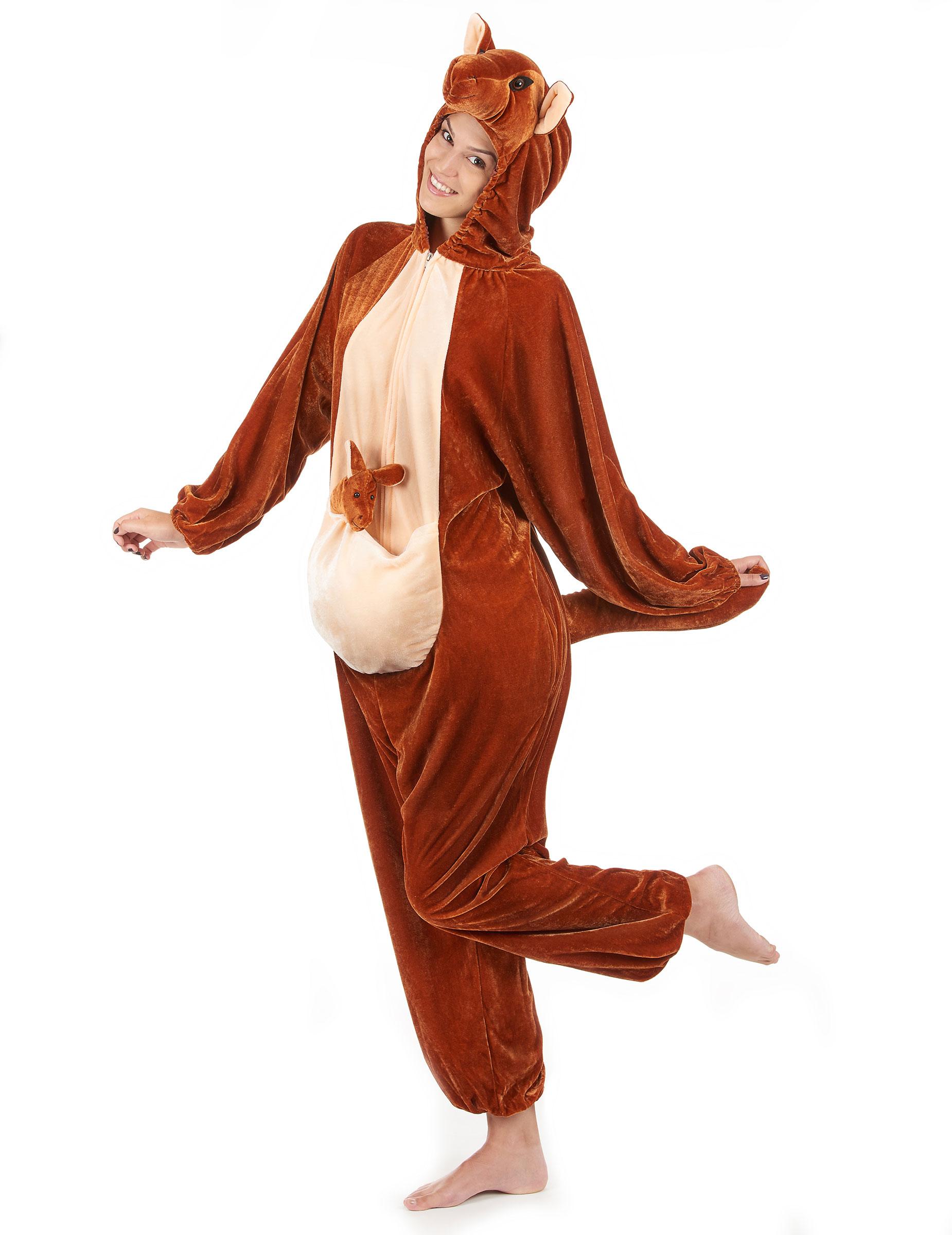 deguisement kangourou femme