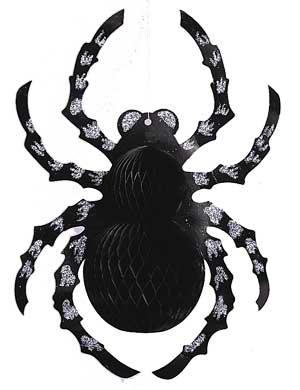 Suspension araign e halloween deguise toi achat de decoration animation - Deguisetoi fr halloween ...