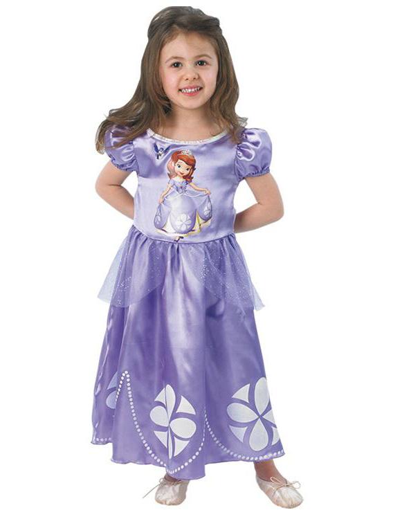 D guisement classique princesse sofia disney fille deguise toi achat de d guisements enfants - Deguisement fille disney ...