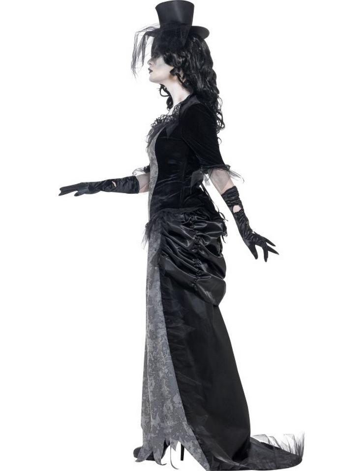 deguisement fantome annees 20 femme halloween