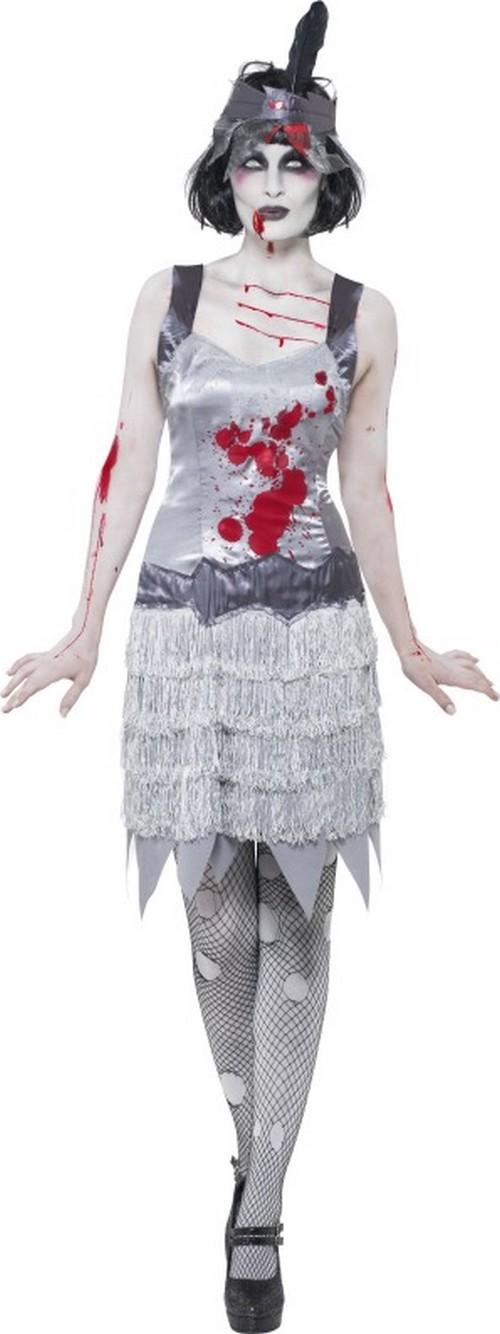 d guisement zombie charleston femme halloween deguise toi achat de d guisements adultes. Black Bedroom Furniture Sets. Home Design Ideas