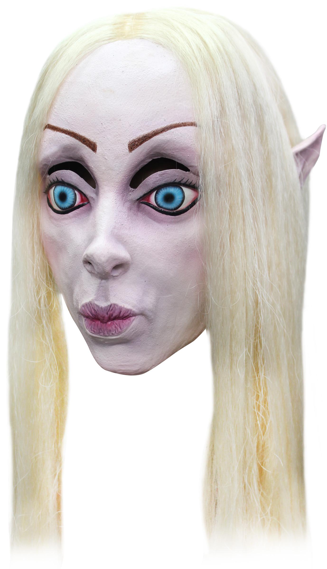 Masque Elfe Blonde Femme Deguise Toi Achat De Masques