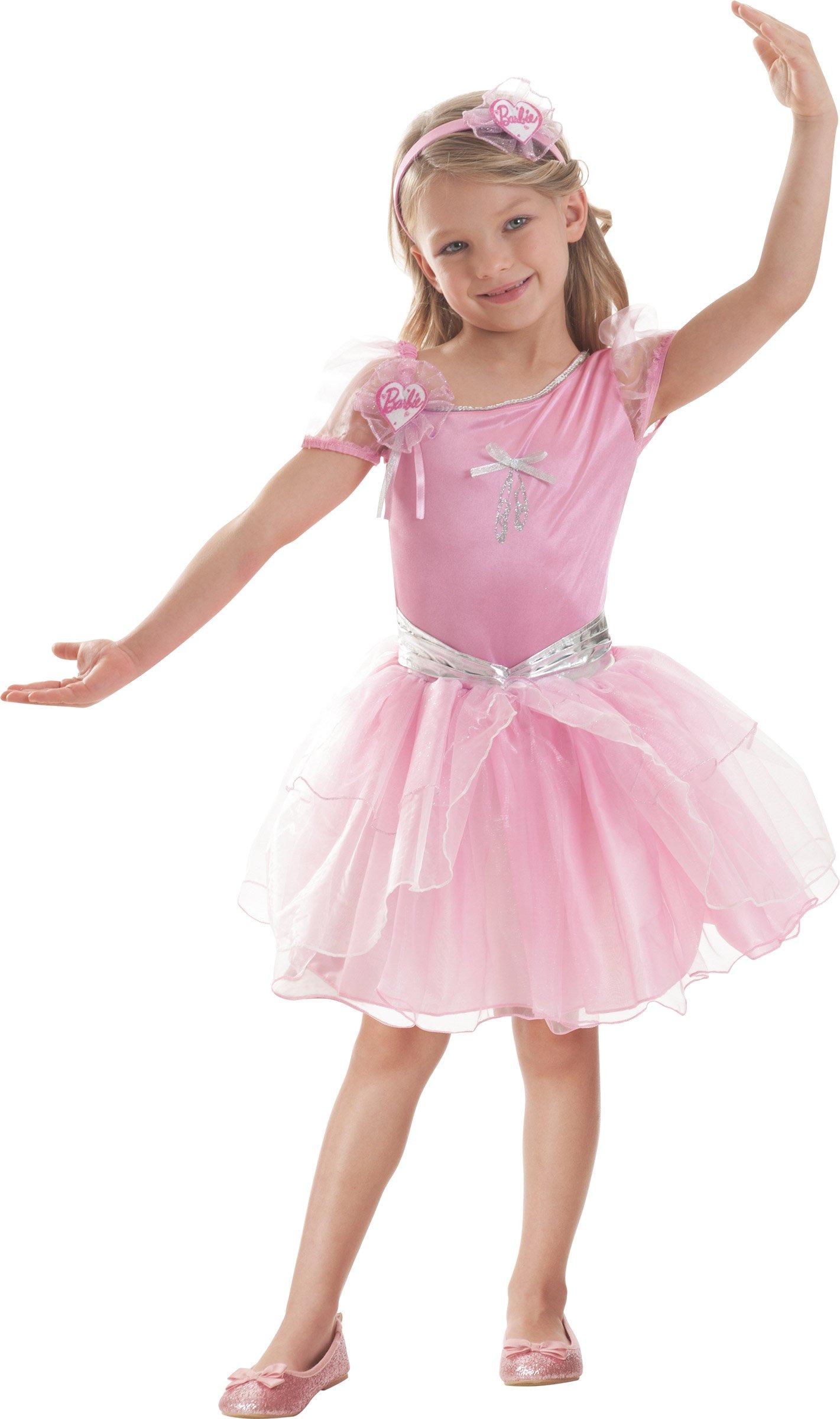 barbie ballerina kost m f r m dchen kost me f r kinder. Black Bedroom Furniture Sets. Home Design Ideas
