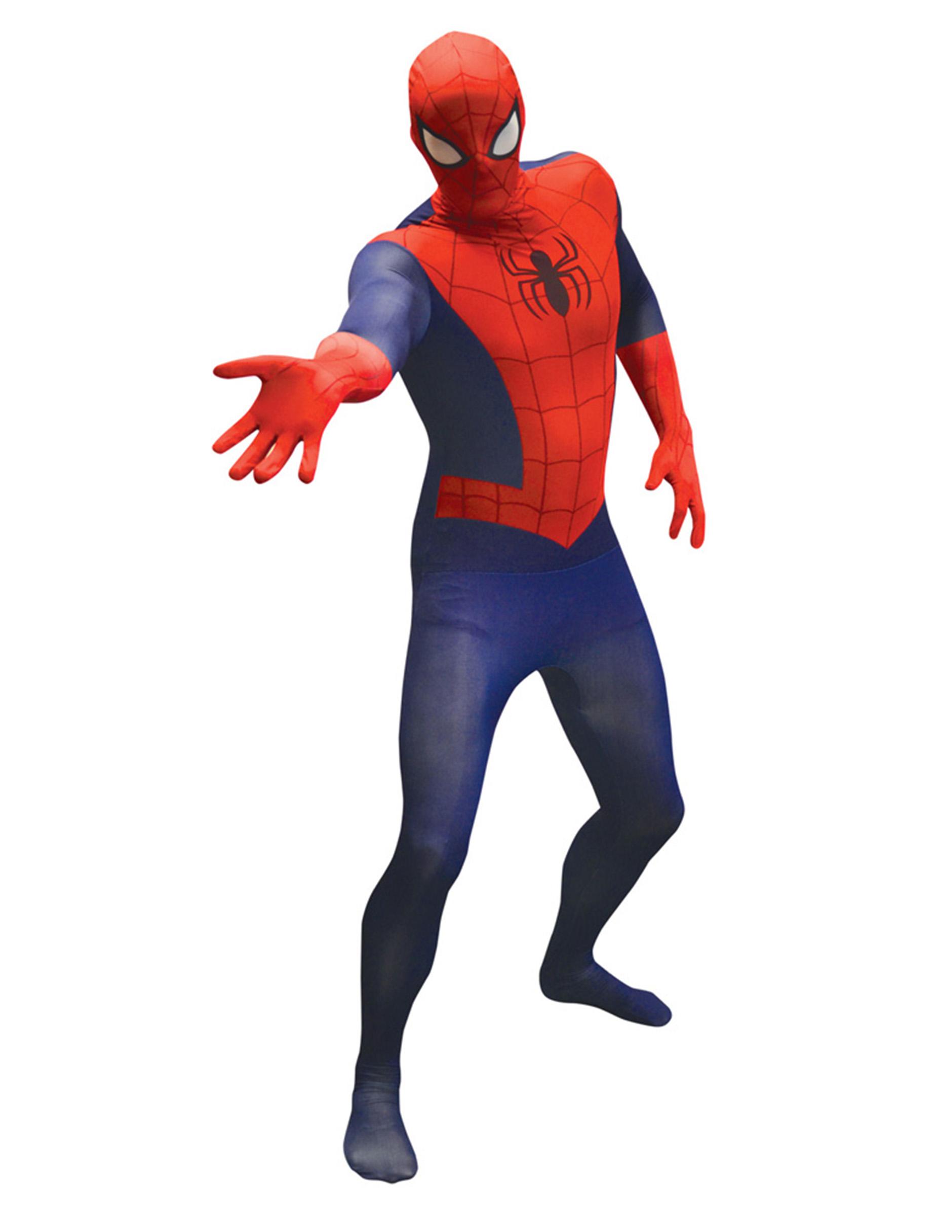 d guisement classique spiderman adulte morphsuits deguise toi achat de d guisements adultes. Black Bedroom Furniture Sets. Home Design Ideas