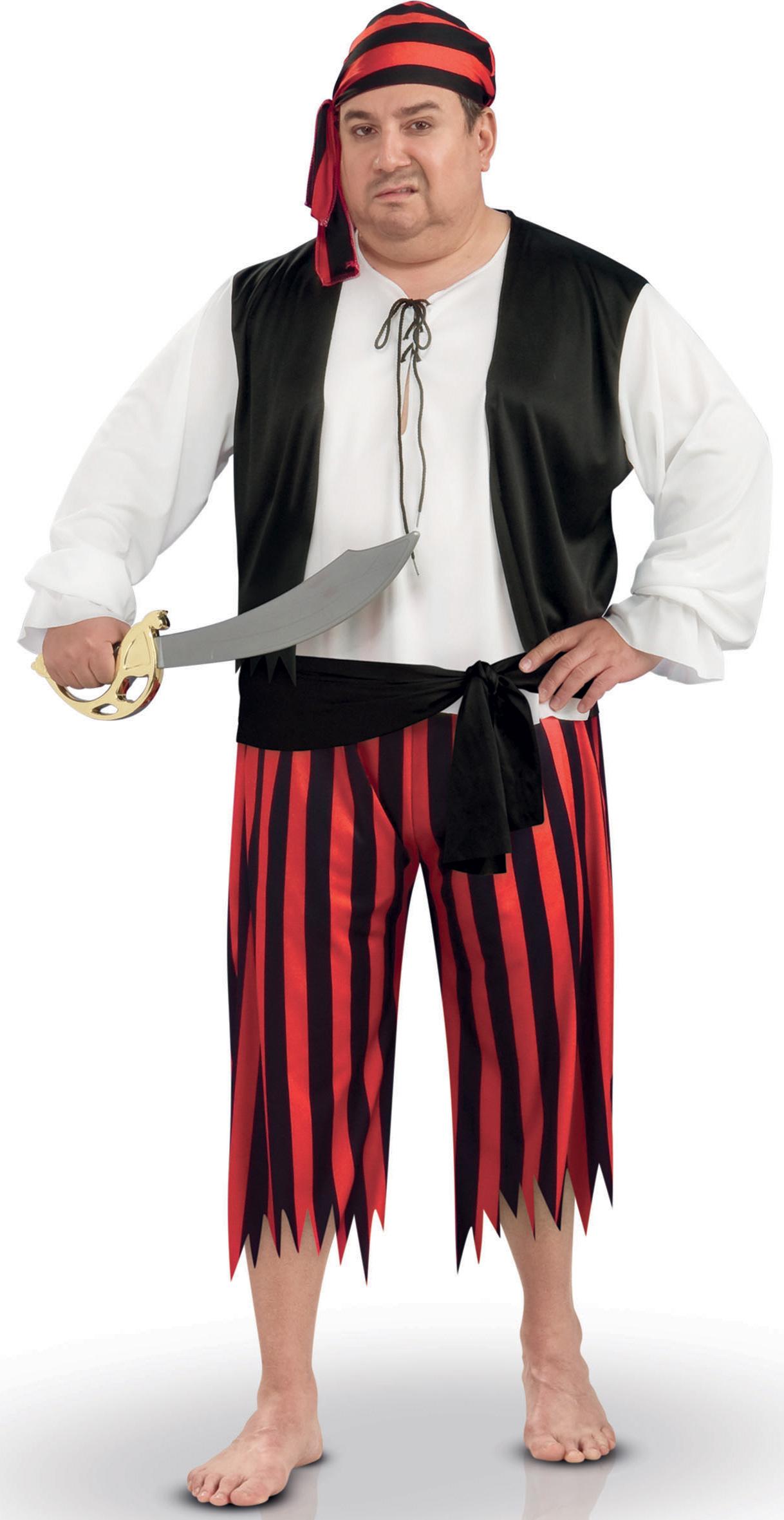 6a66e30e61f Déguisement Pirate ceinture noire homme   Deguise-toi