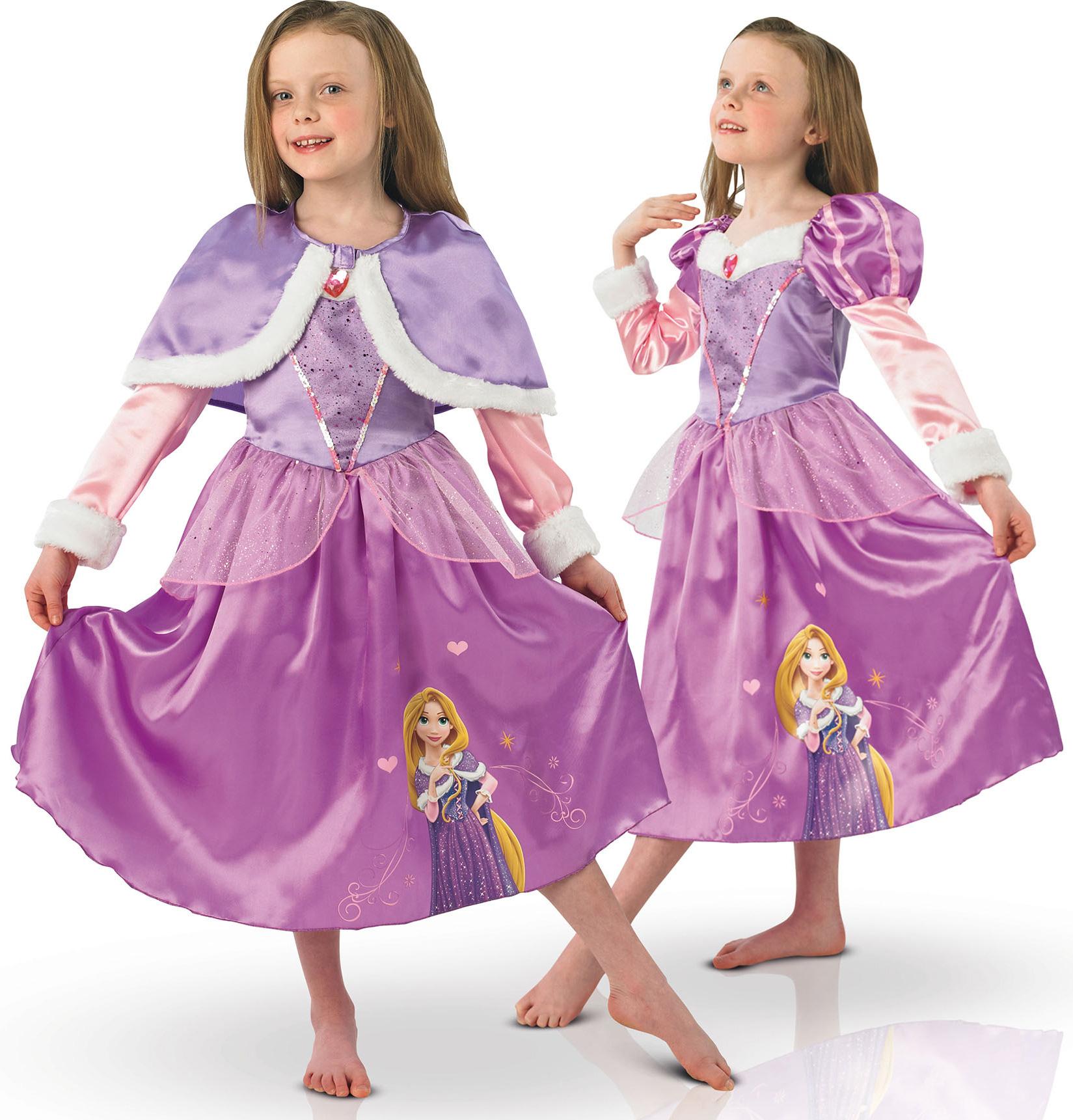 d guisement princesse raiponce luxe fille deguise toi achat de d guisements enfants. Black Bedroom Furniture Sets. Home Design Ideas