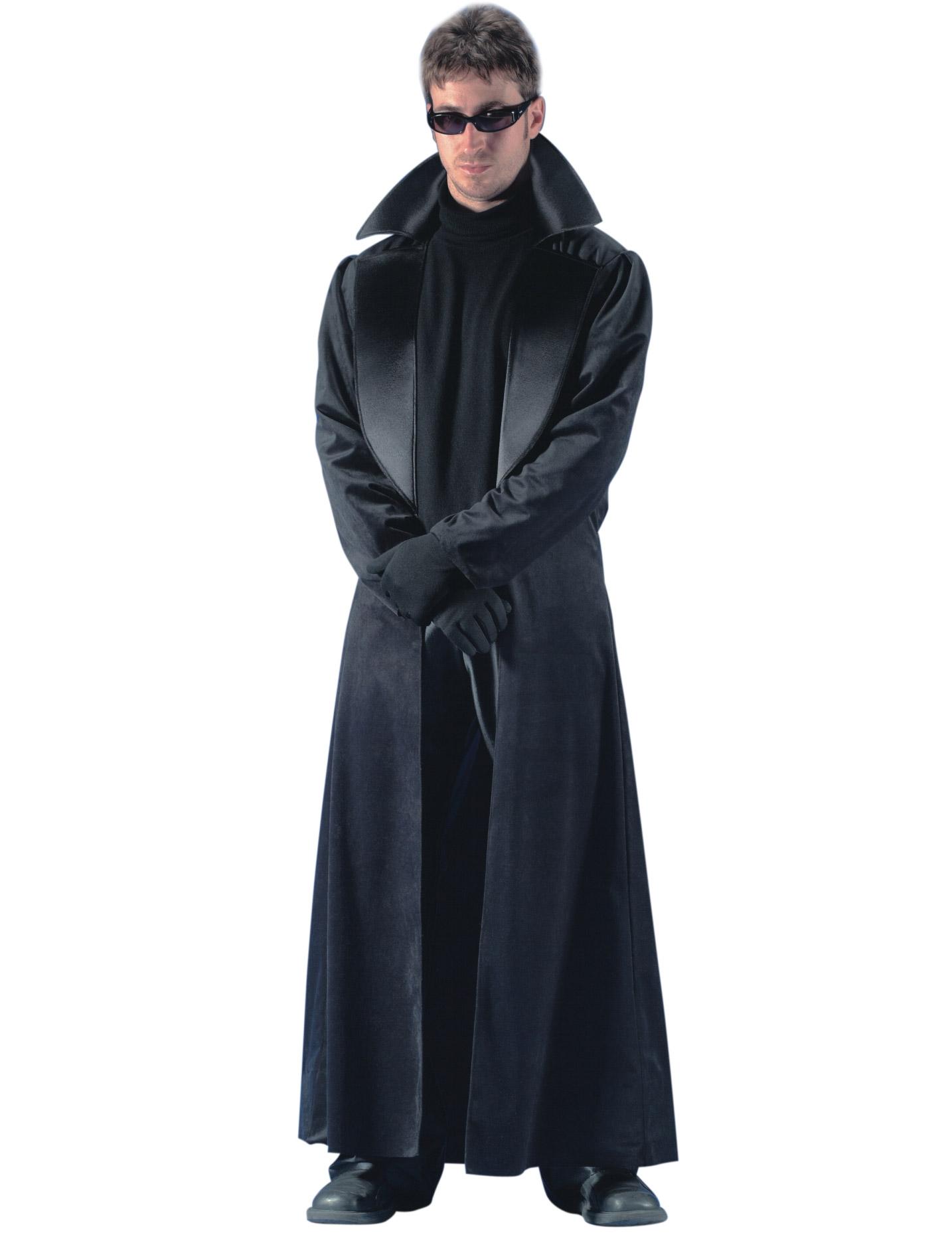Deguisement Manteau Long Noir Homme Deguise Toi Achat De