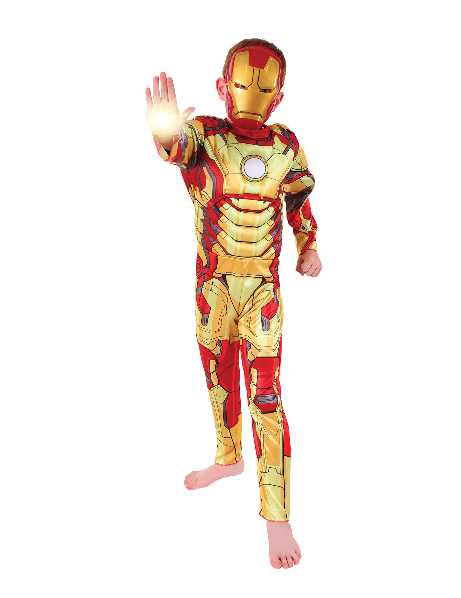 d guisement iron man 3 deluxe enfant deguise toi achat de d guisements enfants. Black Bedroom Furniture Sets. Home Design Ideas