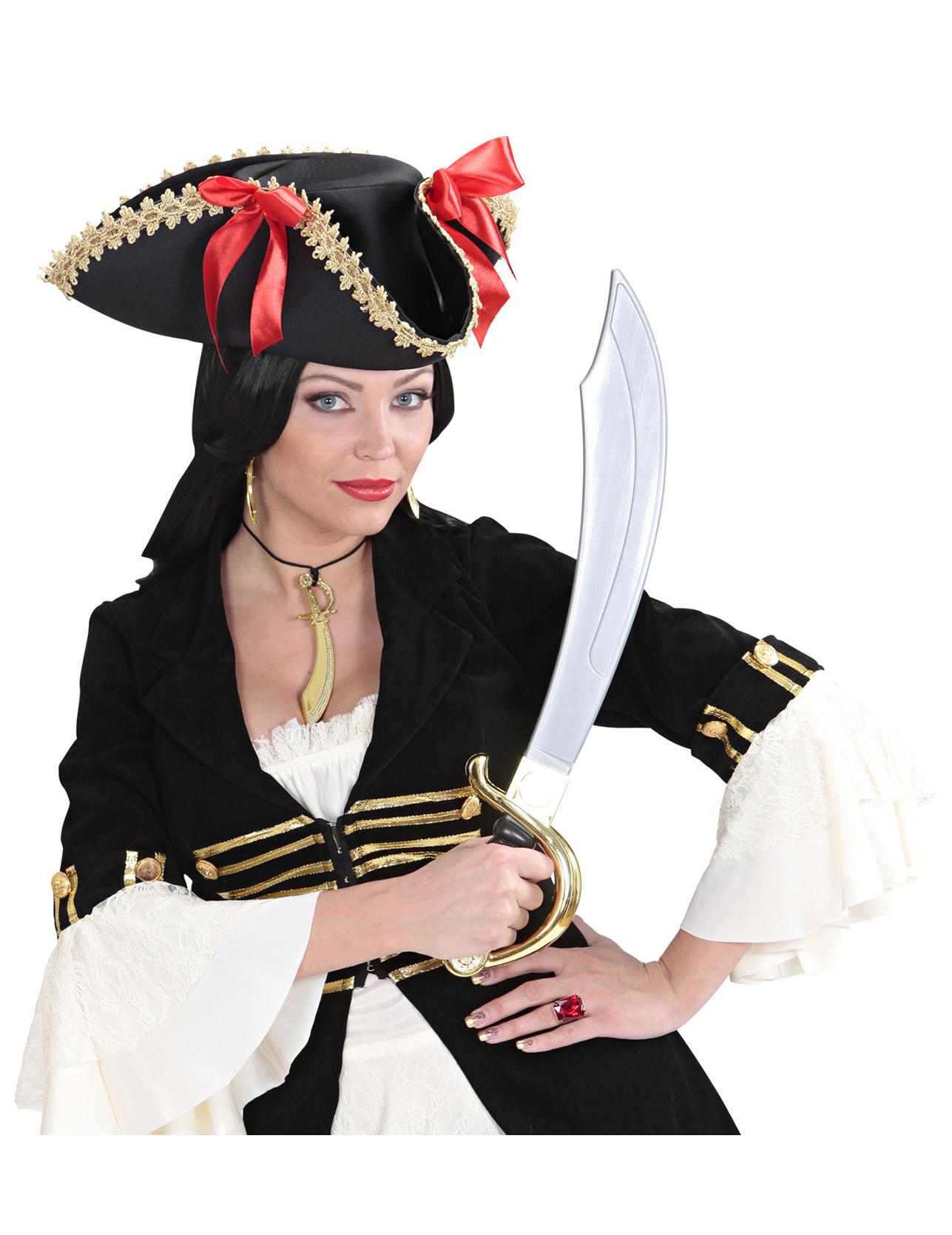 37bc7b09ab7 Kit collier et boucles d oreilles pirate   Deguise-toi