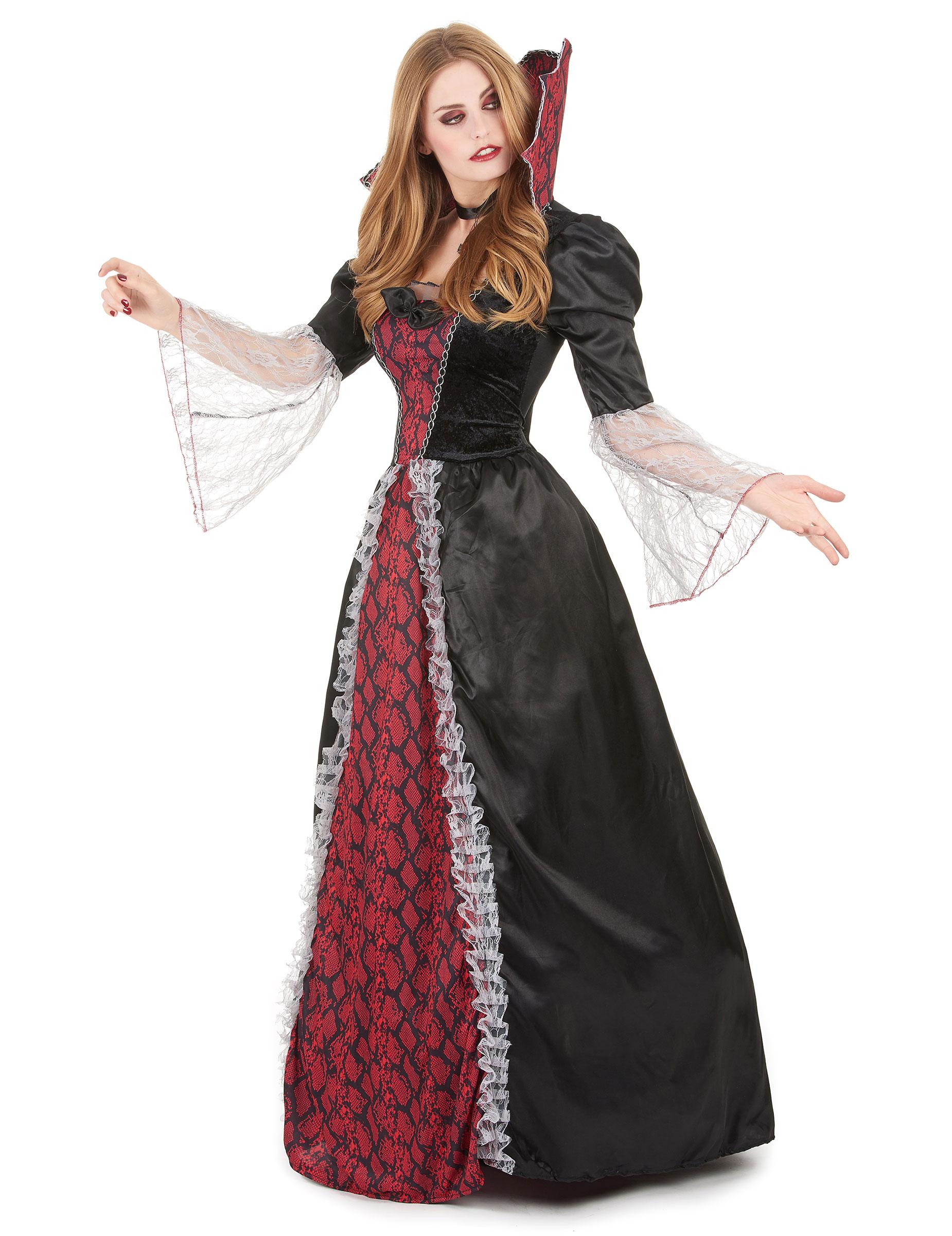 Déguisement deluxe vampire baroque femme   Deguise-toi, achat de ... 5594989516c8