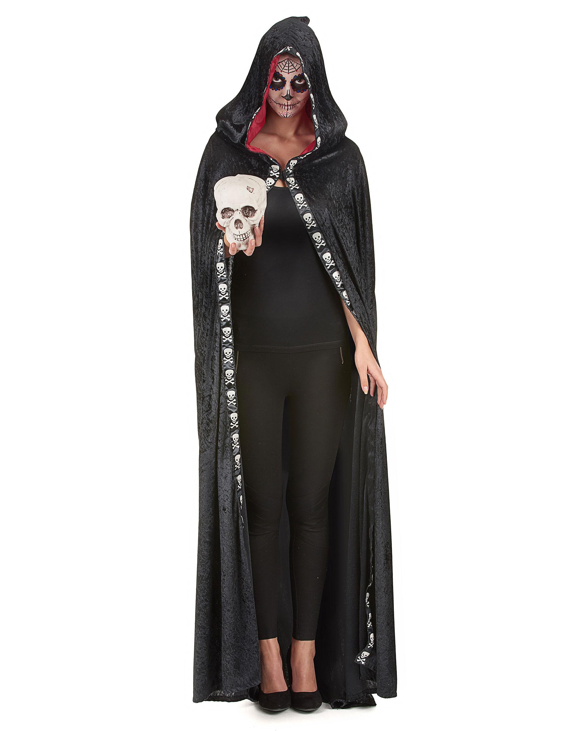 Cape halloween adulte deguise toi achat de accessoires - Halloween adulte ...