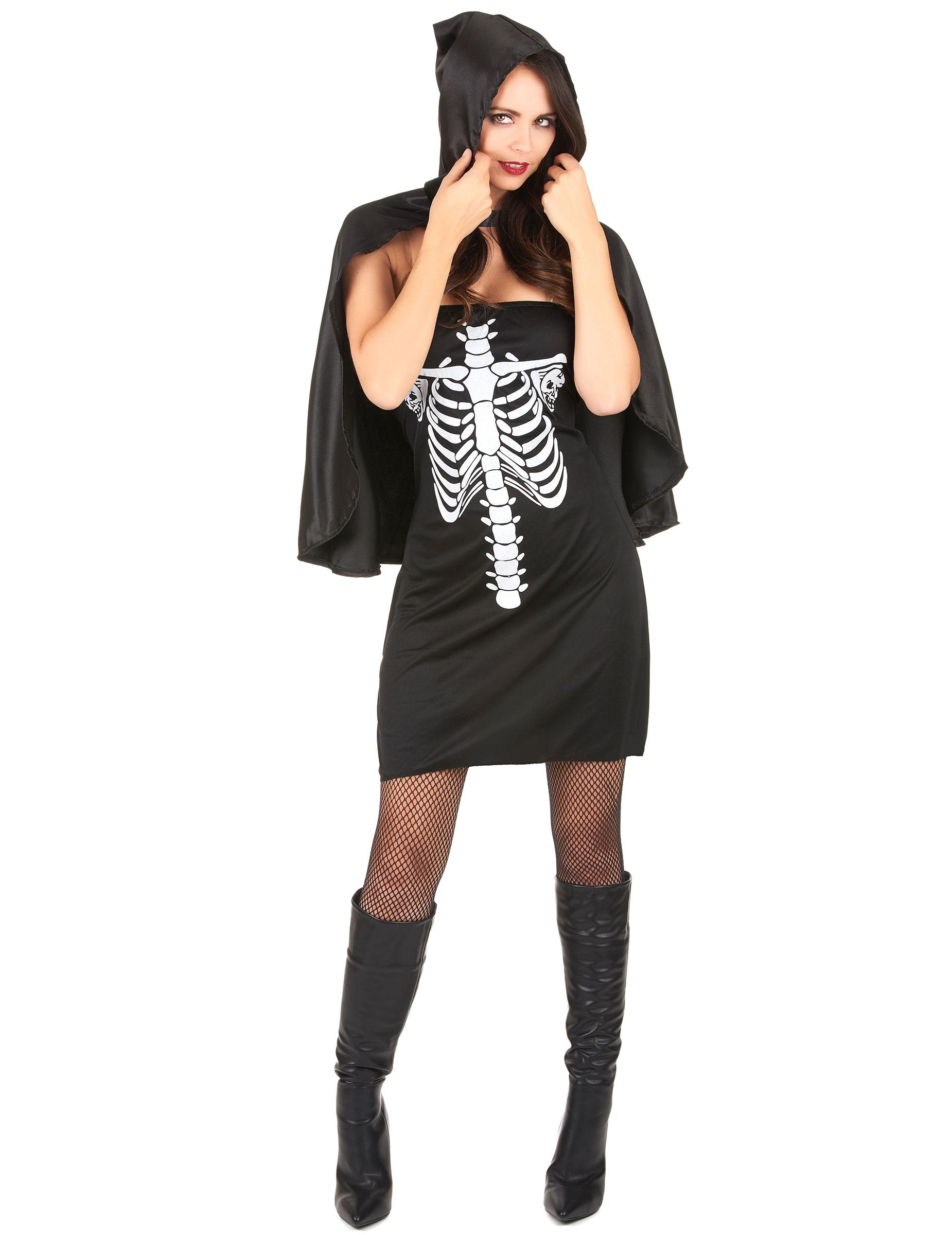 d guisement squelette femme deguise toi achat de d guisements adultes. Black Bedroom Furniture Sets. Home Design Ideas