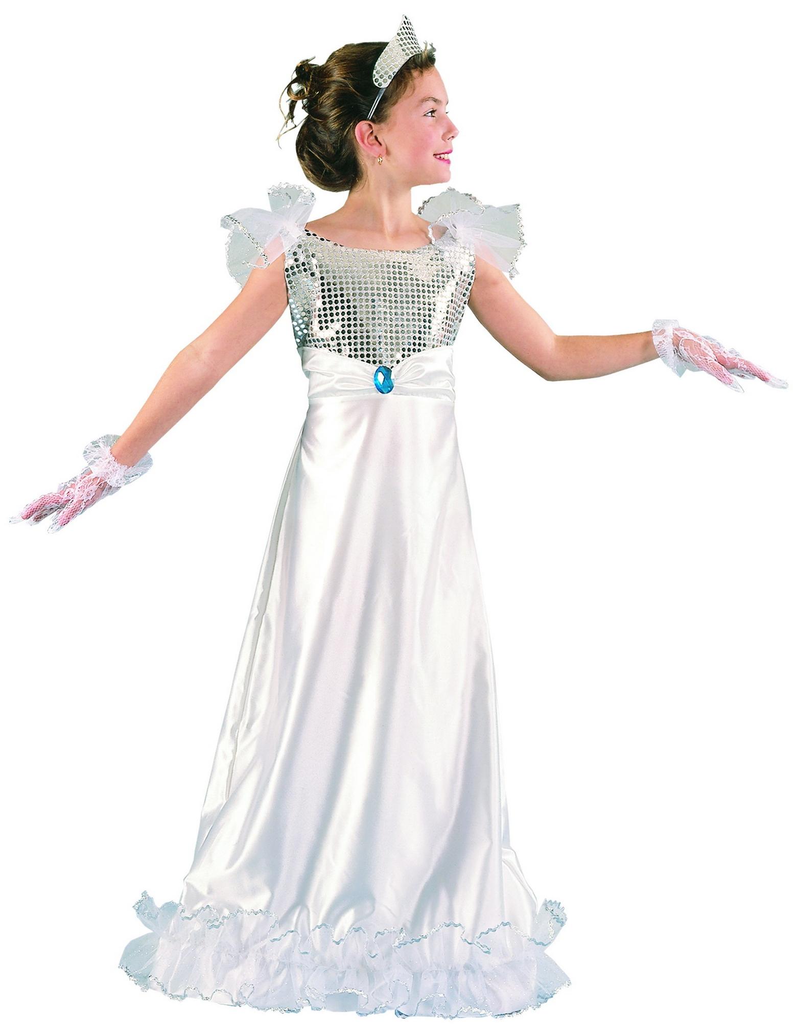 1f25fa5df26f1 Déguisement princesse blanche fille   Deguise-toi, achat de ...