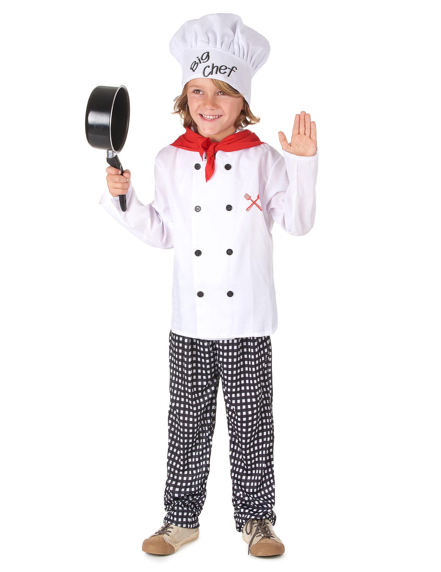 D guisement chef cuisinier gar on deguise toi achat de for Cuisinier 49
