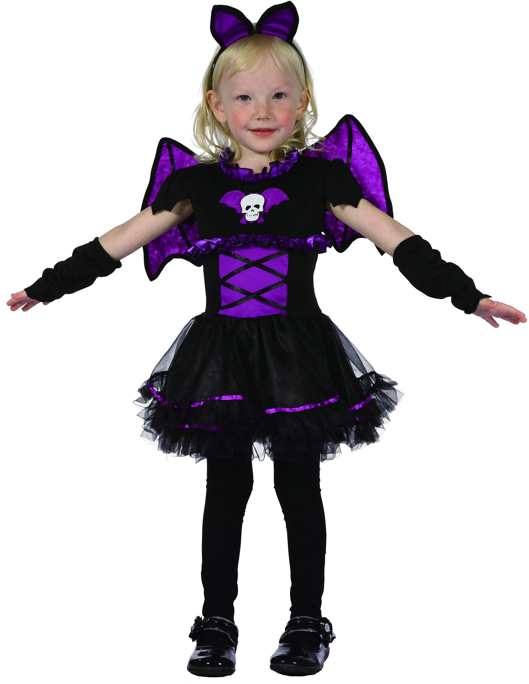travestimento pipistrello neonata halloween. Black Bedroom Furniture Sets. Home Design Ideas
