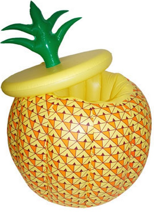 seau glace gonflable ananas deguise toi achat de decoration animation. Black Bedroom Furniture Sets. Home Design Ideas
