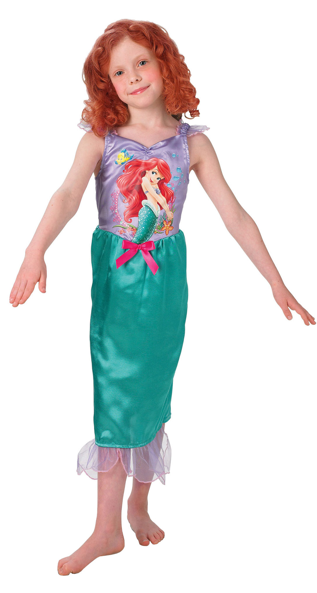 D guisement classique storytime la petite sir ne fille deguise toi achat de d guisements enfants - Image petite sirene ...