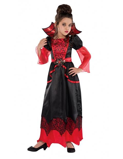 317b54fd434 Déguisement vampire chic fille Halloween   Deguise-toi