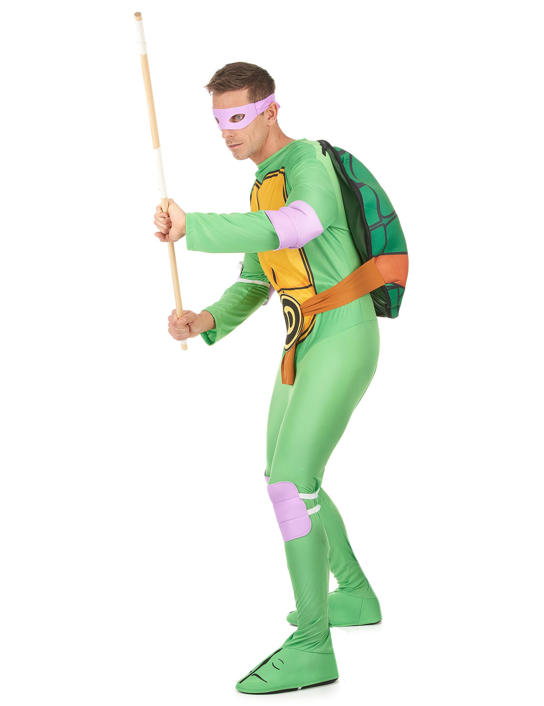 Déguisement classique Donatello Tortues Ninja™ adulte   Deguise-toi ... 3e25dfb33577