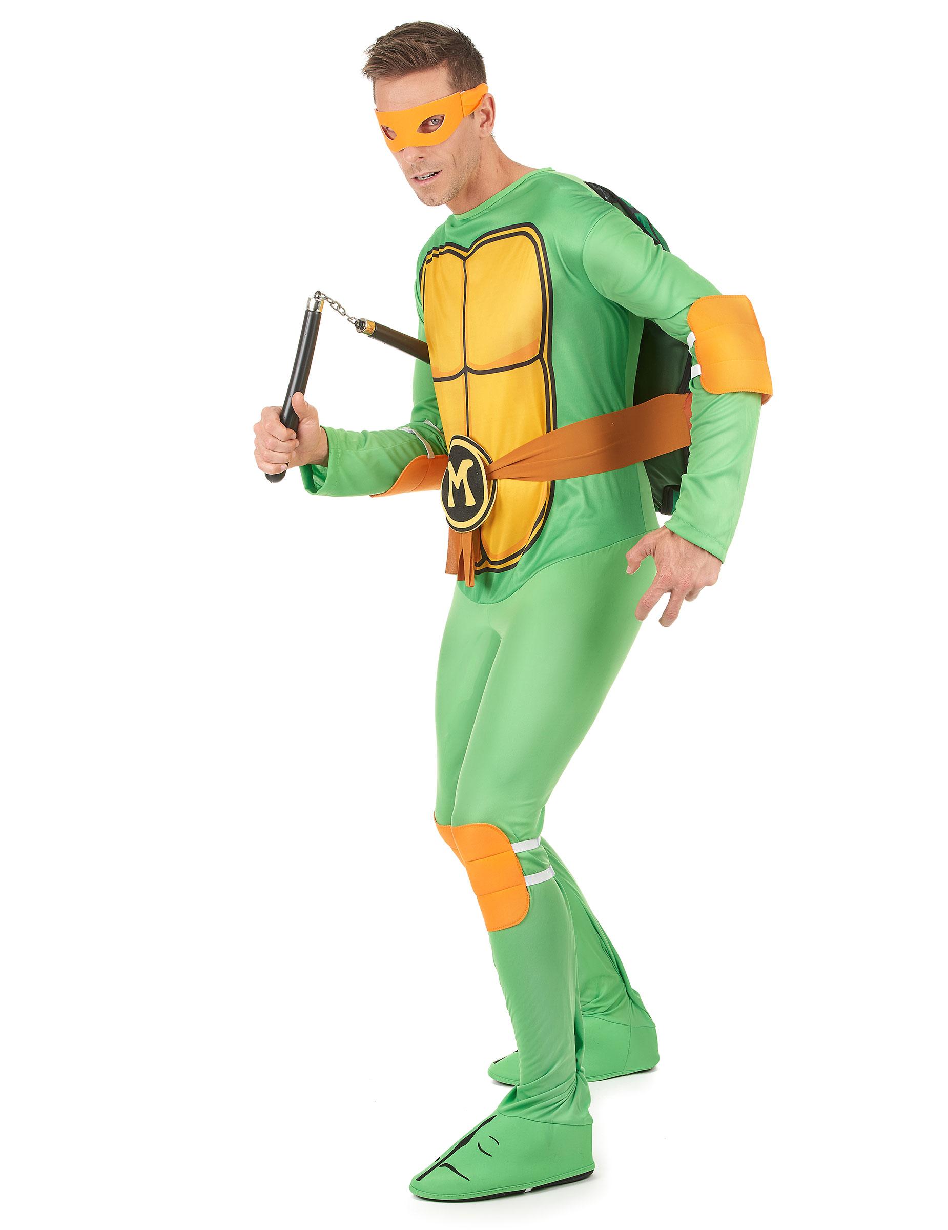 D guisement classique michelangelo tortues ninja adulte - Tortues ninja michelangelo ...