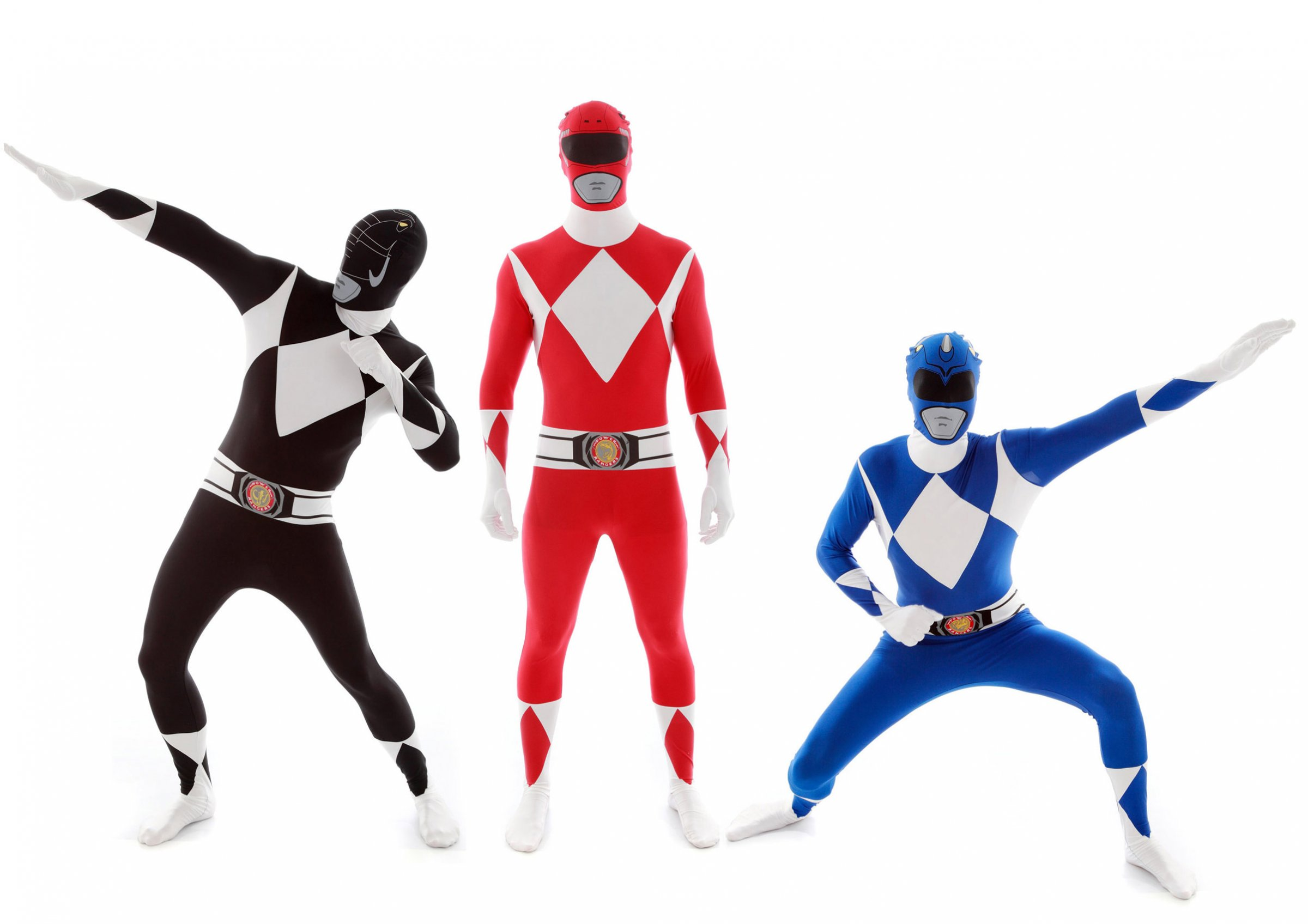 d guisement de groupe morphsuits power rangers deguise toi achat de d guisements couples. Black Bedroom Furniture Sets. Home Design Ideas