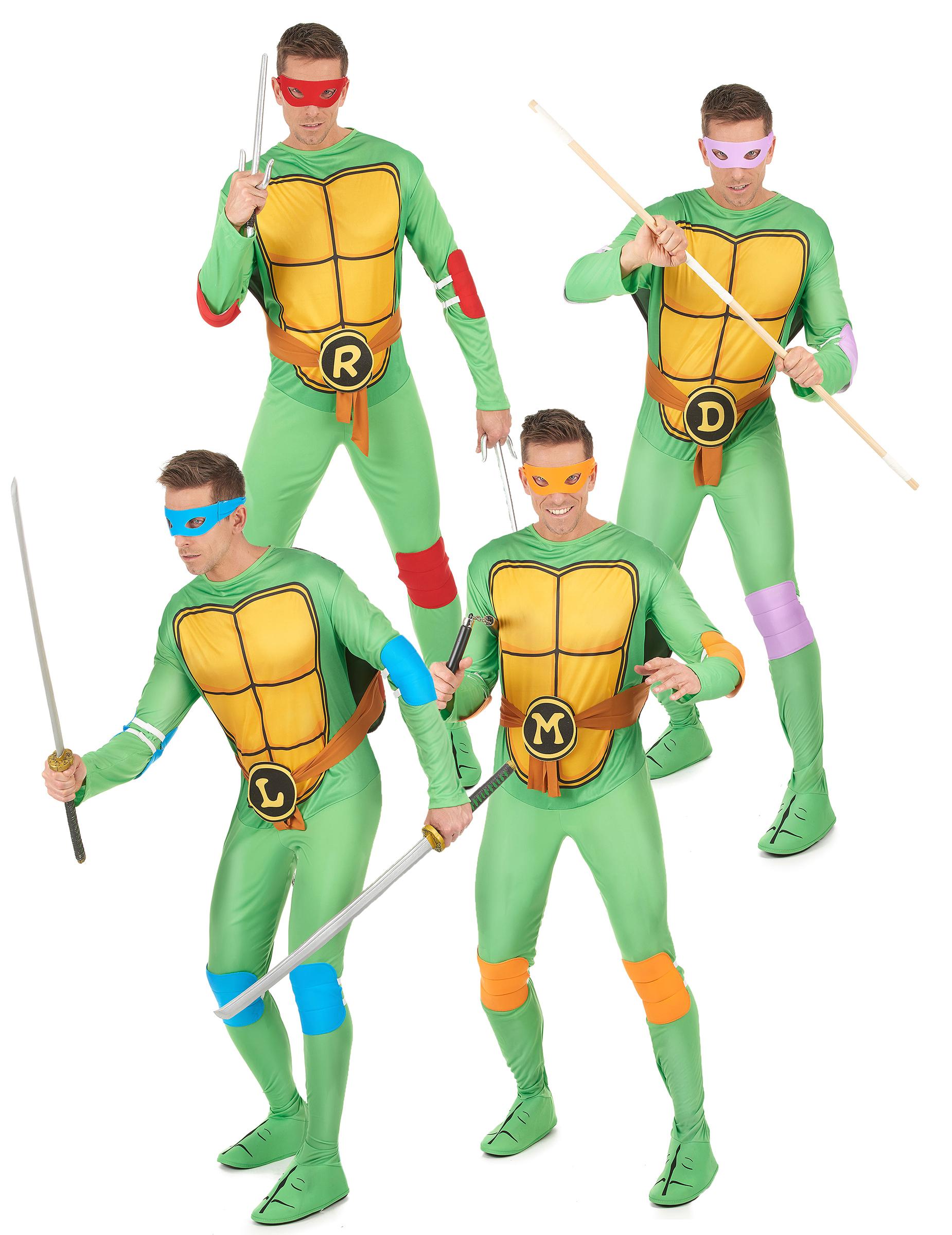 dguisement de groupe tortues ninja adulte - Tortue Ninja