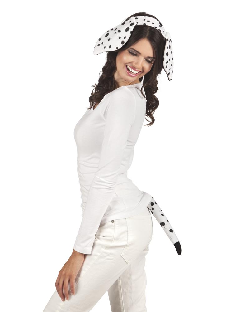 Dalmatien Queue Déguisement Accessoires