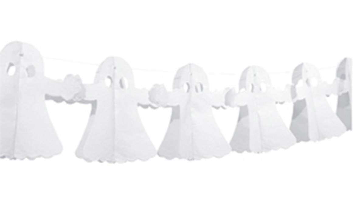 Guirlande fant me halloween deguise toi achat de decoration animation - Guirlande halloween a imprimer ...
