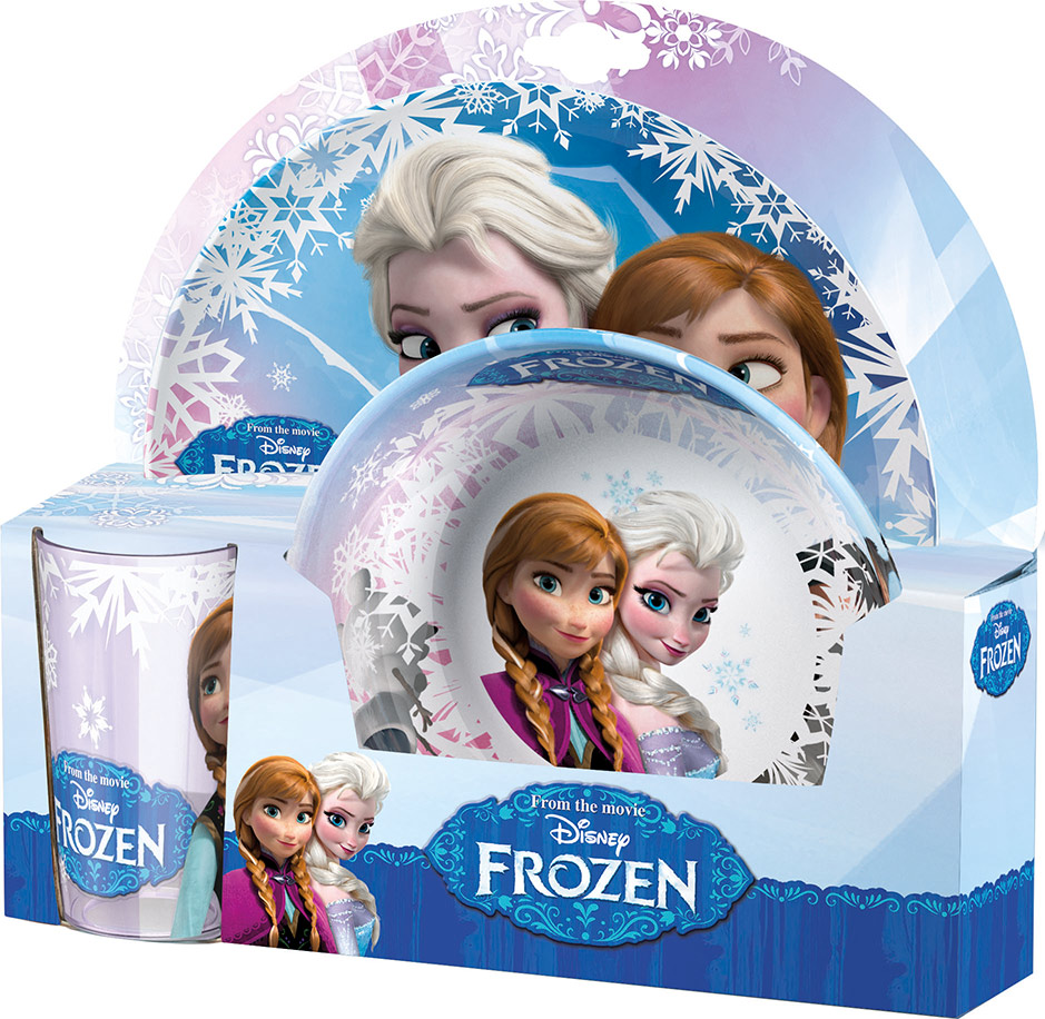 coffret m lamine la reine des neiges deguise toi achat de decoration animation. Black Bedroom Furniture Sets. Home Design Ideas