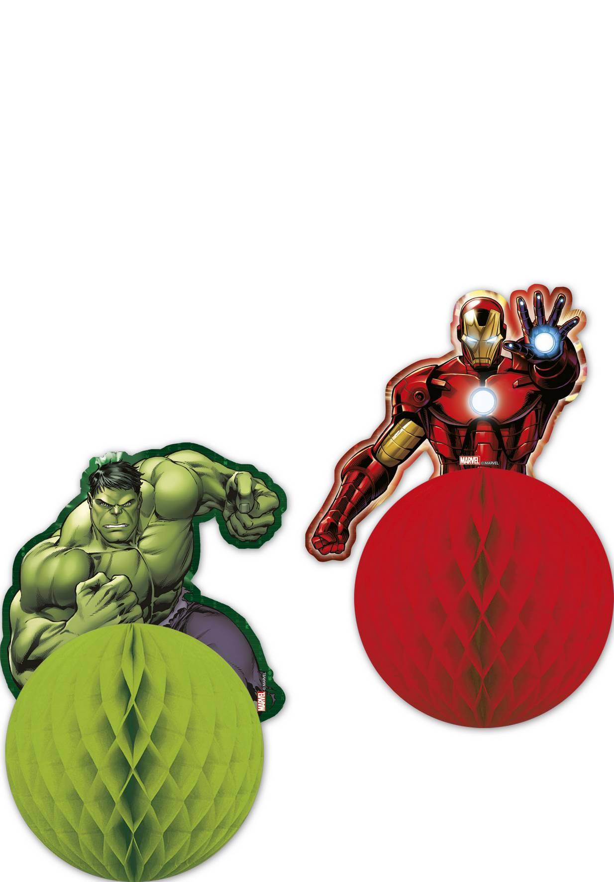 2 d corations suspendre avengers achat de decoration animation sur veg - Decoration a suspendre ...
