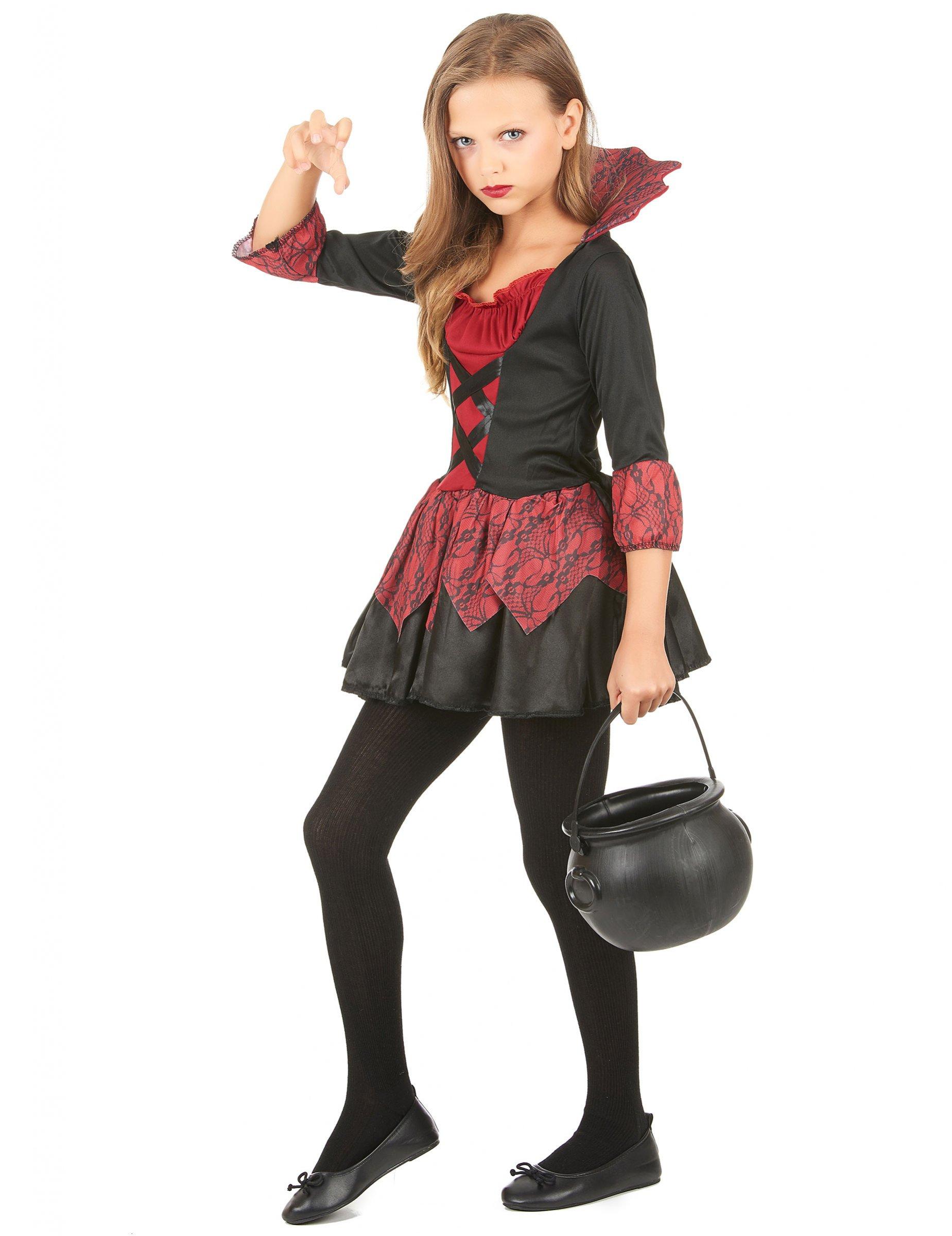deguisement vampire fille 5 ans