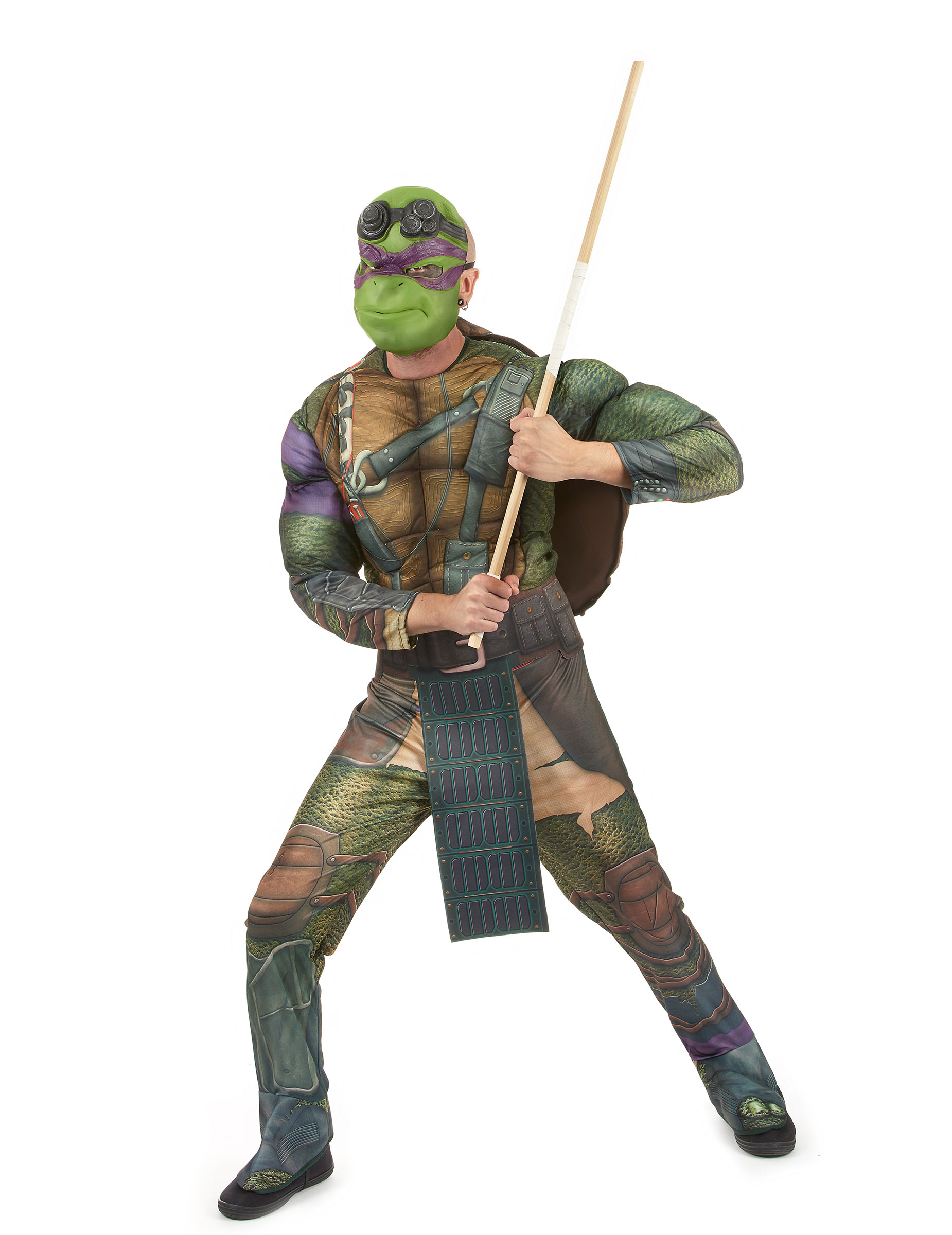 D guisement luxe donatello tortues ninja adulte deguise - Tortues ninja donatello ...
