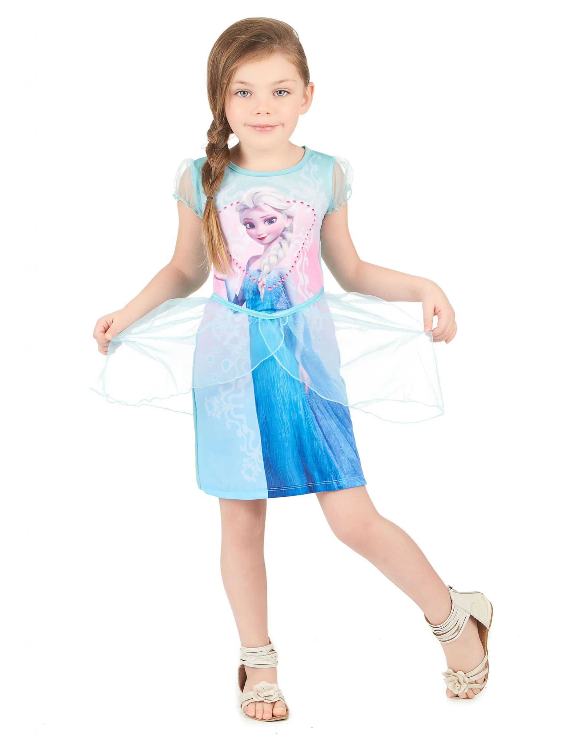 La Des Robe Reine Elsa Fille Neiges™ gf7vb6Yy