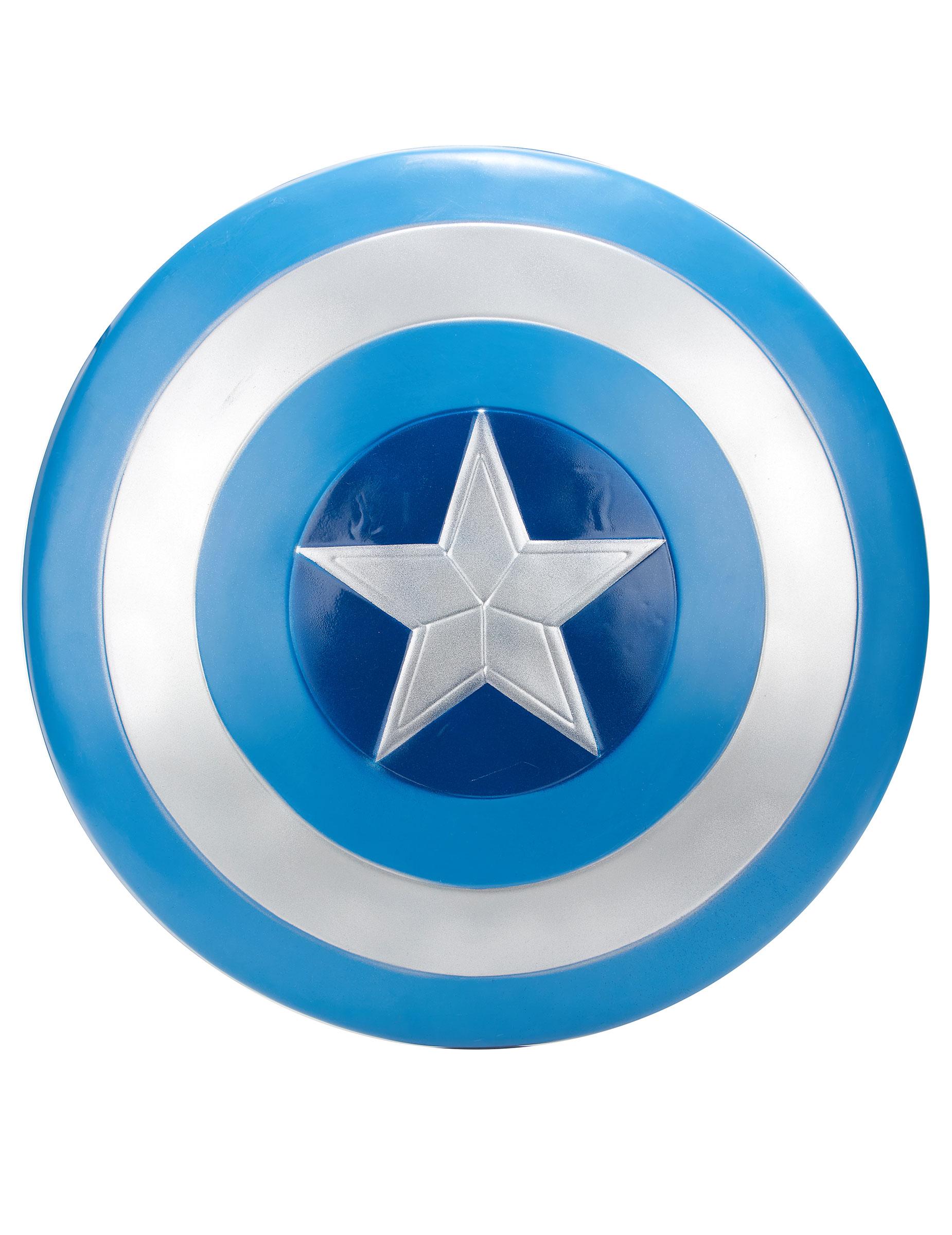 Bouclier bleu captain america 61 cm deguise toi achat de accessoires - Captain america fille ...