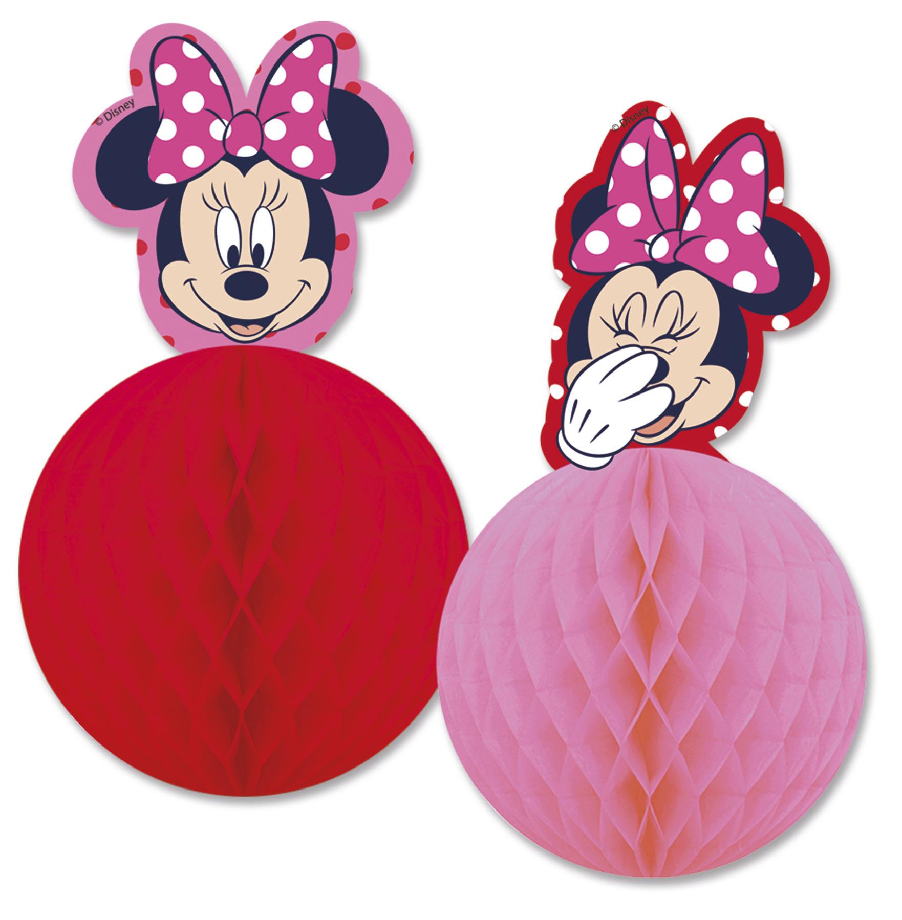 2 d corations suspendre minnie deguise toi achat de decoration animation - Decoration a suspendre ...